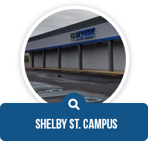 shelby location pin